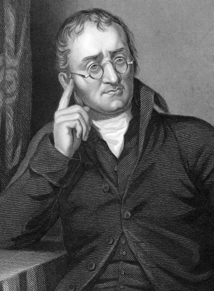 Chemical Anniversaries: 1766 - John Dalton and the Atom ...